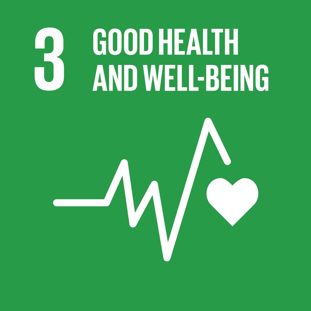 3. Health and Well-being