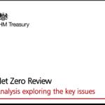 HM Treasury (UK) - Net Zero Review (October 2021)